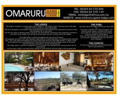 Omaruru Rest Camp