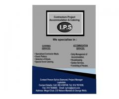 I.P.S. Contractors Project Accommodation & Catering