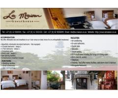 La Maison Guesthouse