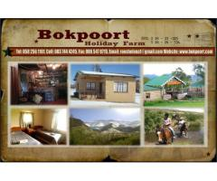 Bokpoort Holiday Farm