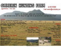 Ommerin Hunting Farm
