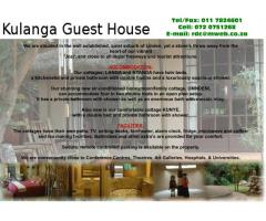 Kulanga Bed & Breakfast