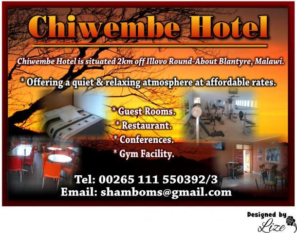 Chiwembe Hotel