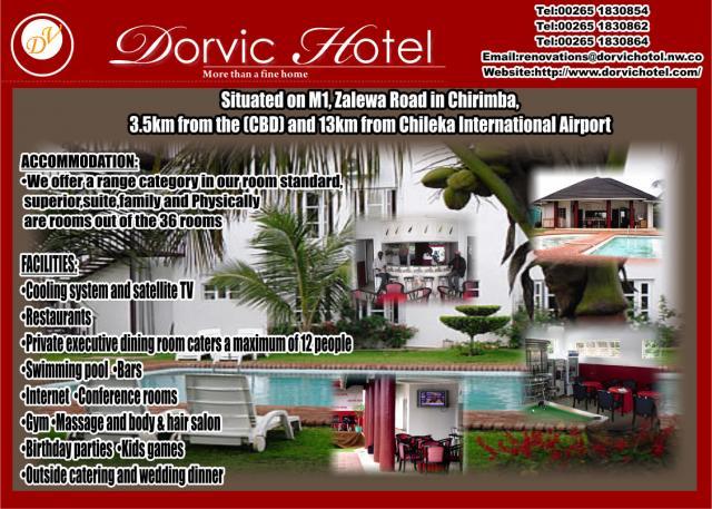 Dorvic Hotel