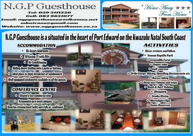 NGP Guesthouse