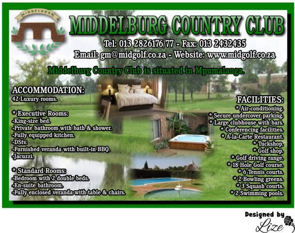 Middelburg Country Club