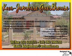 Kwa-Jambase Guesthouse