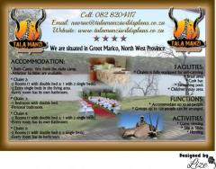 Tala Manzi Game Reserve