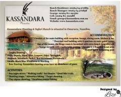 Kassandara Hunting & Safari Ranch