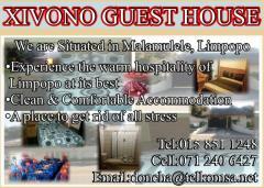 Xivono Guest House