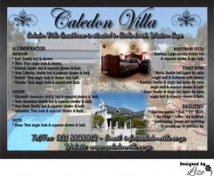 Caledon Villa Guesthouse