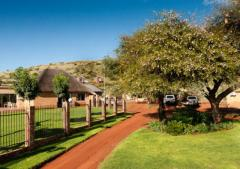 Chapman Safaris Game Lodge
