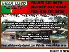 Villa Luso Lodge and Restaurant