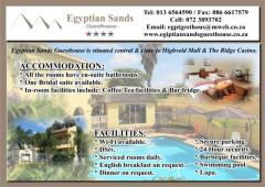 Egyptian Sands Guesthouse