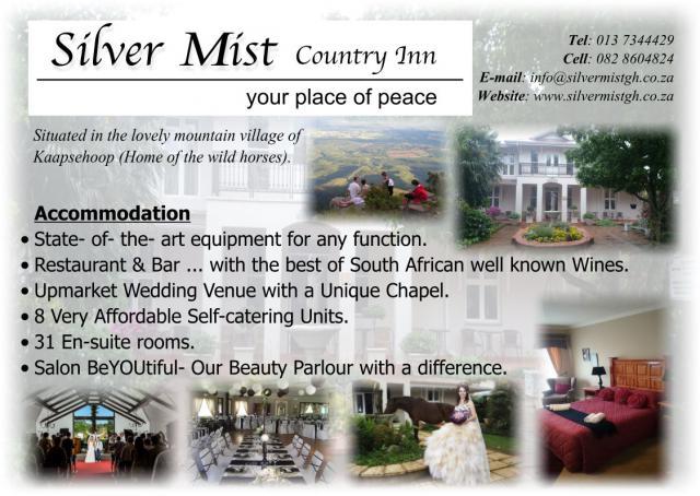 Silver Mist Country Inn