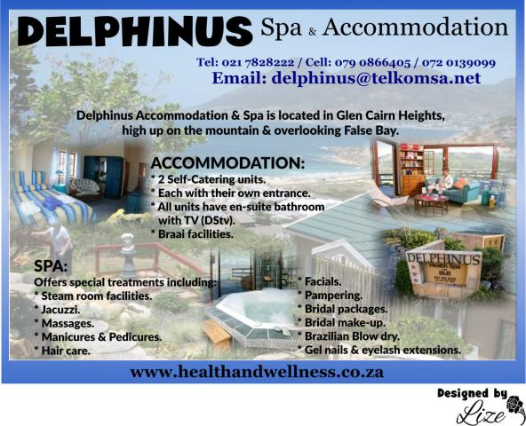 Delphinus Spa & Accommodation