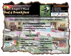Fish Eagle's Nest Guesthouse