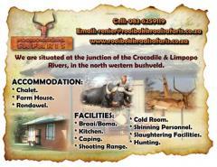 Rooibokkraal Safaris