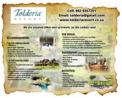 Tolderia Resort