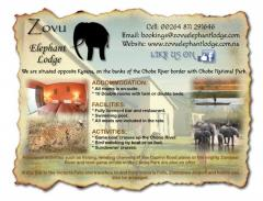 Zovu Elephant Lodge