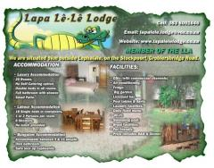 Lapa Le-Le Lodge