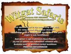 Witgat Safaris