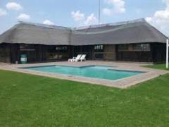 Jonkersdam wedding/Function venue/Accommodation & Campsite
