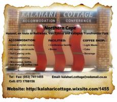 Kalahari Cottage & Coffee Shop