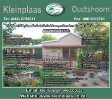 Kleinplaas