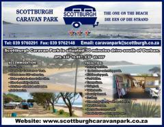 Scottburgh Caravan Park