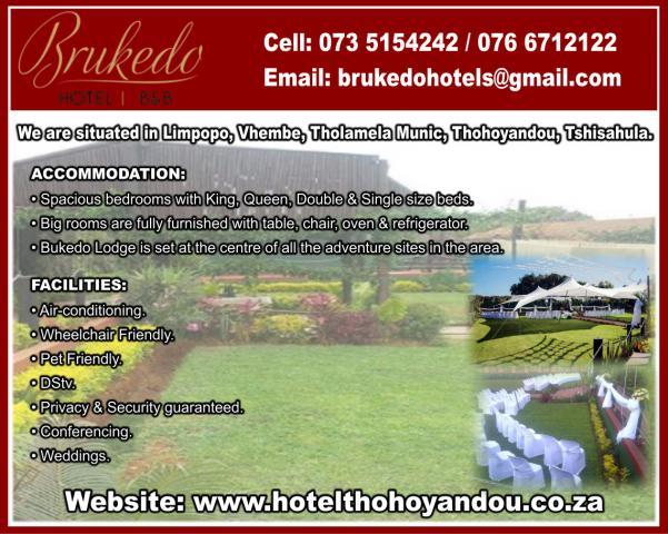 Brukedo Hotel & Lodge