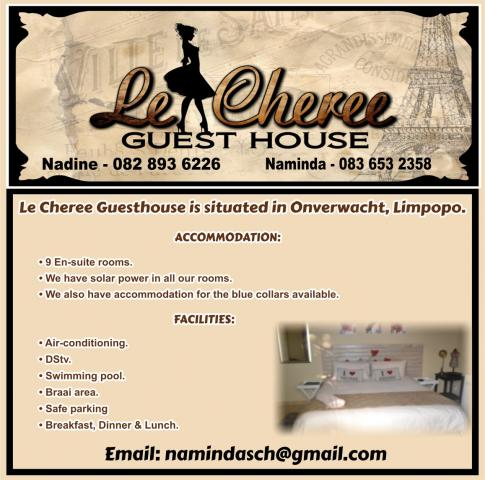 Le Cheree Guesthouse