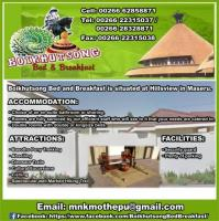 Boikhutsong Bed & Breakfast