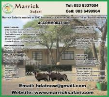 Marrick Safari