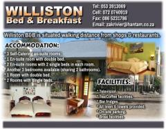 Williston B&B