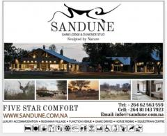 Sandune Lodge