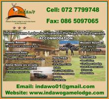 Indawo Game Ranch