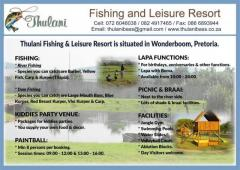 Thulani Fishing & Leisure Resort