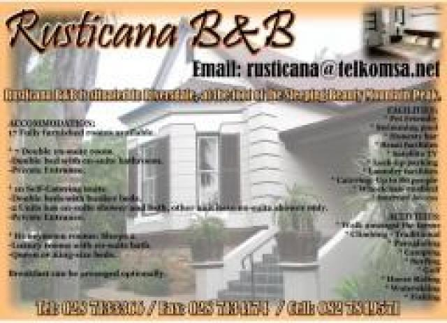 Rusticana B&B