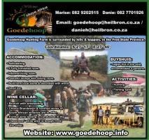 Goedehoop Hunting Farm