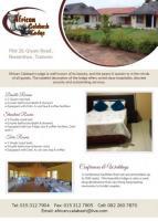 African Calabash Lodge
