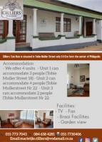 Cilliers Tuis Huis Philippolis