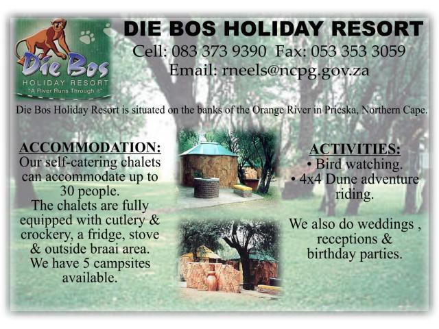 Die Bos Holiday Resort