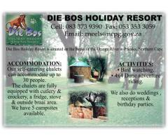 Die Bos Holiday Resort