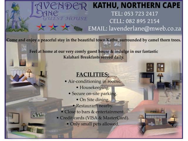 Lavender Lane Guesthouse