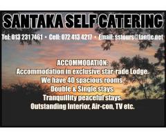 Santaka Self-Catering