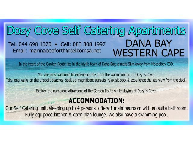 Dozy Cove Self Catering Apartments