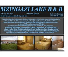 Mzingazi Lake B&B