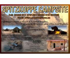 Spitzkoppe Campsite