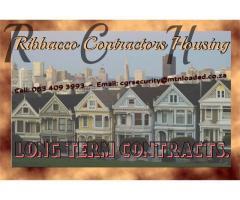 Ribbacco Contractors Housing